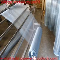 Quality hot sale aluminum window screen for sale