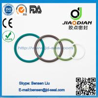 Best VITON O Rings Pump Seals with SGS RoHS FDA Certificates AS568 (O-RINGS-0017) wholesale
