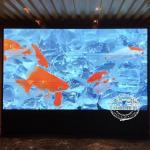 Quality 0.44mm Gap TV Lcd Digital Signage Video Wall LG Panel LD550DUN-TMA1 HDMI/DVI/BNC Video Monitor for sale