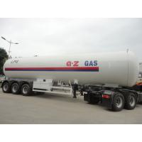 China factory direct sell LPG tanker trailer for sale, best priceASME standard export model lpg gas semitrailer for sale on sale