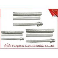 """Quality Heavy Duty High Temp Flexible Electrical Conduit PVC Coated With 1/2"""" to 4"""" Size for sale"""