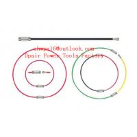 Quality Wire Circle Keychain Key Ring  Secure Key Ring for sale