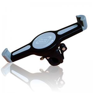 Best 7~11 inch Tablet Bike Mount Holder Cradle , Bicycle Handlebar Rotating Universal iPad Mini Holder wholesale