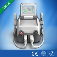 Quality * 3 in 1 portable depilatelight shr ipl machine permanent hair removal for sale
