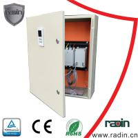Quality Wind Power Changeover Switch Box 100A - 1250A White Black For Shopping Mall for sale