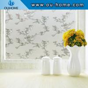 China BT16206 On Glass Self Adhesive Window Film Window Sticker Glass Film on sale