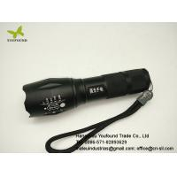 China G-A65 #18650 LED Torch Super Bright CREE LED Flashlight on sale