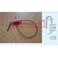 """Quality Security Cable Seal """"Cable Lock Cable Lock Seal for sale"""