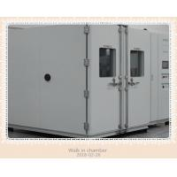 Quality Solar Panel Module Environmental Walk-In Chamber For Testing PV Module'S Resistance Of Nature Weather for sale