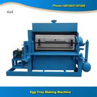 Quality Full Automatic egg tray pulp molding machine for sale