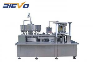 Quality 6000bph 330ml DGF12-1 Can Beverage Filling Machine for sale