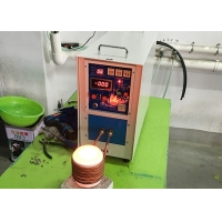 China 2kg Induction Gold Melting Furnace for sale