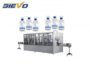 Quality Liquid 3L 800bph Rinsing Filling Capping Machine for sale