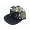 Buy cheap BEAST 3D Emboridery Stylish Camouflage 6 Panels Snapback Baseball Caps from wholesalers