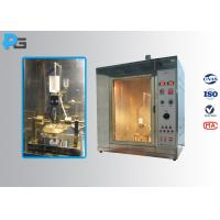 China Industrial Electrical Safety Test Equipment Tracking Tester IEC60112 With Platinum Electrode on sale