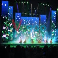 Buy cheap Super Light Stage LED Screens 3.91mm Video Wall Led Display Noiseless from wholesalers