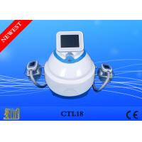 Best 8Inch Touch Screen Cryoslim Machine For Skin Protection Cellulite Reduction wholesale