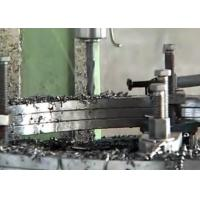 Quality Flat carbon steel flange blank and flange casting and rolling line for sale