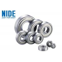 Quality Natural Electric Motor Spare Parts Standard Ring Roller Hub Bearing Ball Bearing for sale