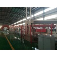 Quality Stable Operation Particle Board Production Line Panel Thickness 6 - 40 MM for sale