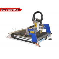 China Germanball screw imported 1.5kw spindle ELE - 6090 3d mini small wood cnc router with mach3 usb on sale