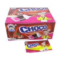 Buy cheap 8g*36pcs Box Pack 3 In 1 Chocolate Chips Cookies Customize Flavors Milk , from wholesalers