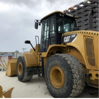 Quality Cat 950h 966h 980h Used  Machine Wheel Loader for sale