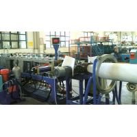 Quality Fruits Foaming Mesh Glove EPE Foam Machine Production Line With Smooth Surface for sale