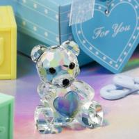 Buy cheap Pink crystal pacifier favor from wholesalers