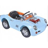 Buy Good quality 12v electric toy rc children ride on cars with stereo amplifier toy at wholesale prices