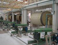 ball mill of porcelain insulator