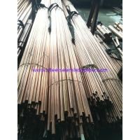 China Copper Brass Seamless / Welded Inconel Tubing ASTM 135 ASTM B43 For Refrigerator on sale