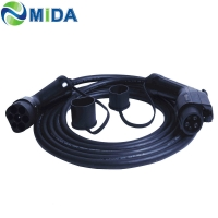 Buy cheap TUV 32Amp PP Cord Type 1 To Type 2 Ev Charging Cable ERP Insulation from wholesalers
