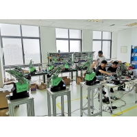Industrial Palletizer Intelligent Human 3dof Automatic Robotic Arm for sale