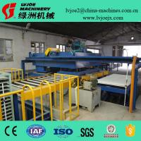 Buy cheap High Configuration Mgo Board Production Line With Fireproof / Waterproof from wholesalers