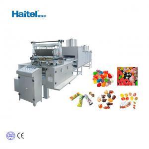 Quality Demoulding 150kg/H Gummy Bear Candy Making Machine for sale