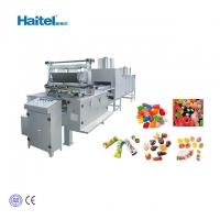 Buy cheap Demoulding 150kg/H Gummy Bear Candy Making Machine from wholesalers
