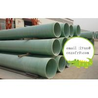 Best GRP Underground Filament Winding Pipe,Fiberglass FRP Water Drainage Pipe and Fitting on Sale,High strengh frp grp pipe wholesale