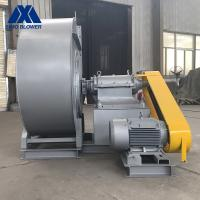 China Desulfurization Pressurized 75552m3/h Air Circulation Fan Blower for sale
