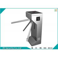 China Time Attendance Tripod Turnstile Gate Access Control System Barriers on sale
