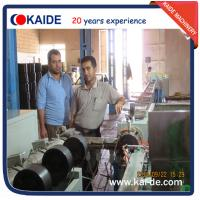 Plastic pipe extrusion machine for irrigation hose KAIDE