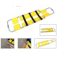 China Scoop Stretcher High Strength Aluminum Alloy Made Scoop Stretcher on sale