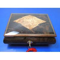 Quality Wooden Jewelry Music Box for sale