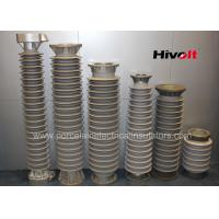 Quality Silicone Rubber Hollow Core Insulators With Aluminum Flange IEC62155 Standard for sale