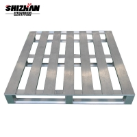 Quality Durable Heavy Duty Aluminum Pallets Load Capacity Strong for sale