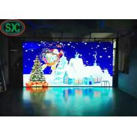 China High Definition Large Video Screens SMD P4 Indoor Led Display 2500nits Brightness on sale