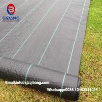 Quality Agriculture and gardening using 100% vigin material 3~5 years warranty PP/PE woven Weed mat for sale