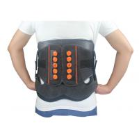 Buy cheap Low Posterior Back Spine Brace Lumbar Back Support Belt For Muscle Strains from wholesalers