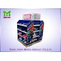 Best 4 Layers Corrugated Cardboard Pallet Display Standing Big Size And Capacity wholesale
