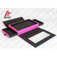 Best customized size Foldable Paper Boxes for wrapping presents 3 Drawers wholesale